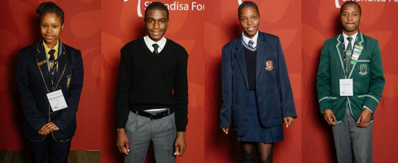Top 5 Siyandisa Foundation Scholarship Recipients awarded R250 000 in merit bursaries