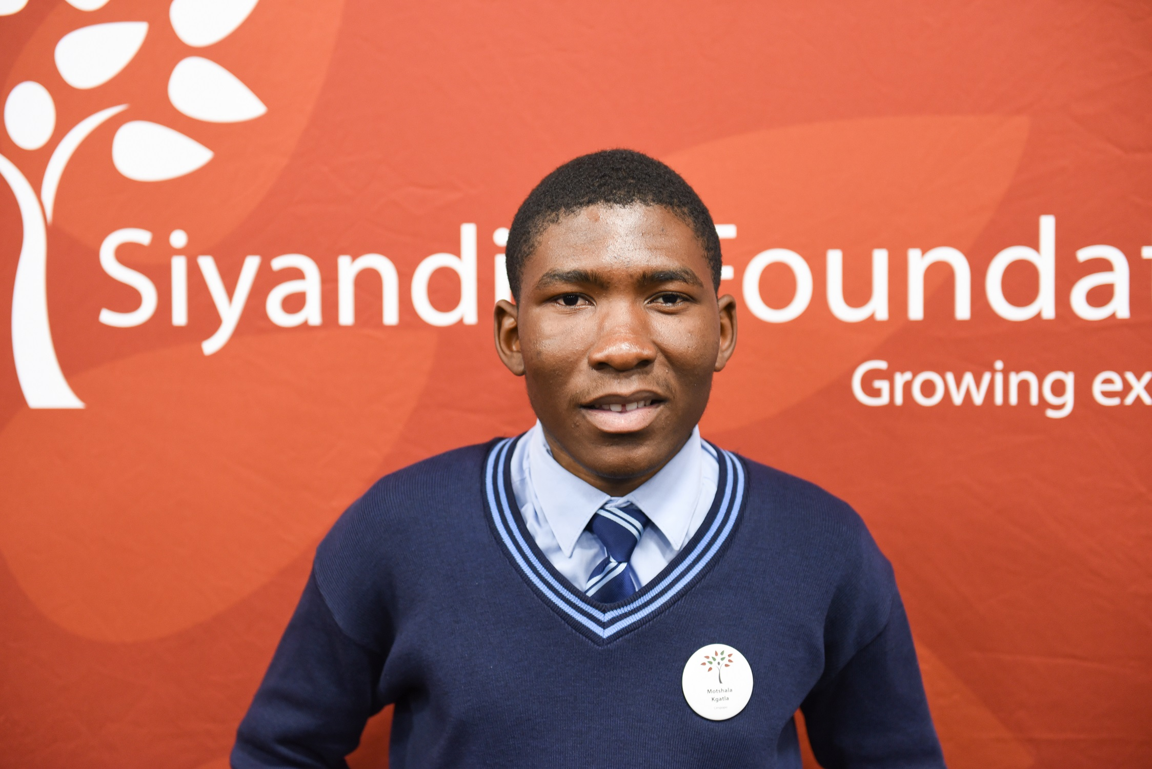 Siyandisa recipient encourages others to strive for the best!