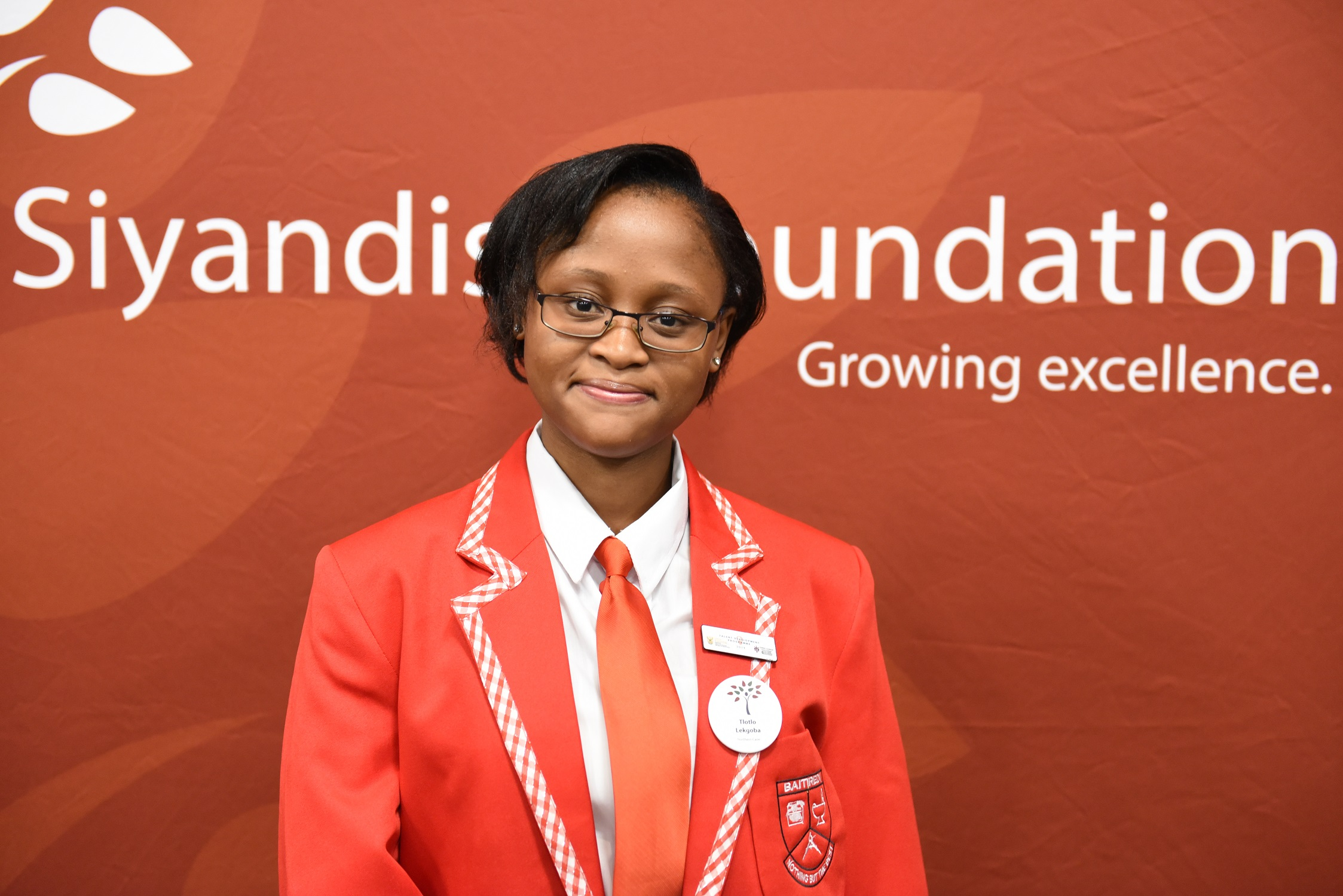 "Siyandisa Foundation made a ""small township girl's"" wildest dream possible"